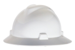 V-Gard Safety Hat สีขาว