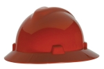 V-Gard Safety Hat สีแดง