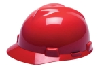 V-Gard Safety Cap สีแดง